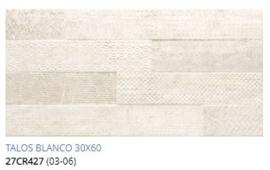 Grespania Talos blanco 30 x 60, € 37.50 pm2