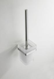 Wiesbaden Eris toiletborstelhouder chroom Artikelnummer: 28.4009