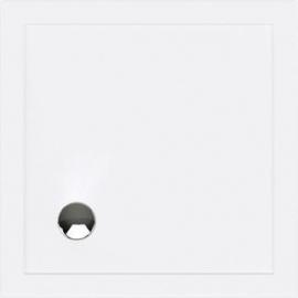 Bruynzeel douchebak 100 x 100, 4cm hoog