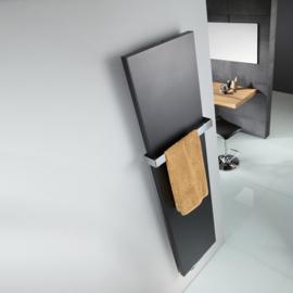 HSK Atelier Line radiator 60.8 x 180.6 wit