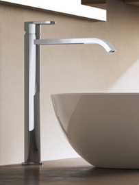 Hotbath Friendo FH003C hoog met cascade uitloop zonder waste r FH003C cr