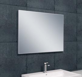 Spiegel Tigris met aluminium lijst 80 cm breed