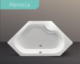 Xenz Menorca hoekbad  145 x 145