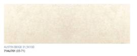 Grespania Austin Beige 31.5 x 100, € 41,50 pm2