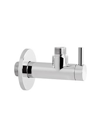 Hotbath Pal P2002CR Hoekstopkranen rond met filter 1/2″