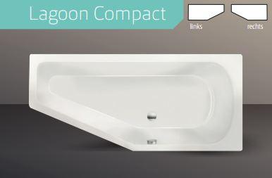 Xenz Lagoon Compact 160 x 75