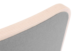 Wobbel original linnen / whitewash – vilt muis