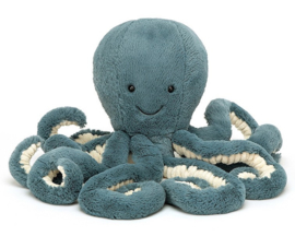 Jellycat Knuffel Octopus 49cm Storm Octopus