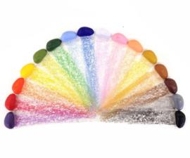 Crayon Rocks, 4 x 16 kleuren in doosje