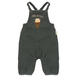 Maileg Overall / Tuinbroek  voor konijn Size 3, Groen