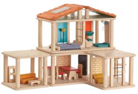 Plan Toys Poppenhuis, Creative Playhouse