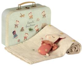 Maileg Baby Gift Set, Roze