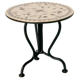 Maileg metalen tafel, Vintage Tea Table, Micro