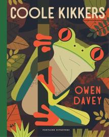 Coole Kikkers - Owen Davey - Fontaine Uitgevers