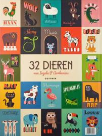 De Dieren - Ingela P Arrhenius - Gottmer