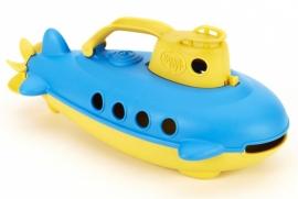 Green Toys Onderzeeer/ Duikboot 'Submarine' blauw