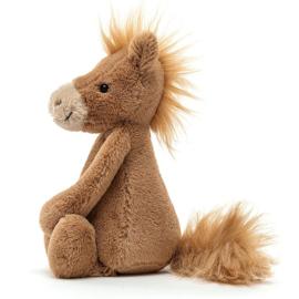 Jellycat Knuffel Pony 31cm, Bashful Pony Medium