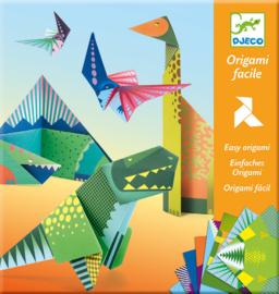 Djeco Origami Dino's, 6+