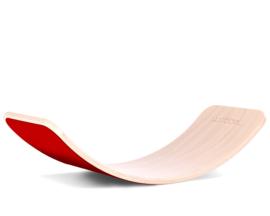 Wobbel original linnen / whitewash – vilt rood