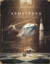 Armstrong- de avontuurlijke reis van een muis naar de maan - De Vier Windstreken