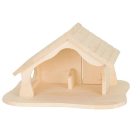 Holztiger Houten Boerderij / Stal