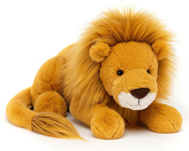 Jellycat Grote Knuffel Leeuw 54cm, Louie Lion Large
