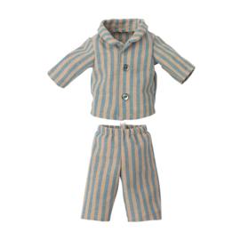 Maileg Pyjama voor Teddy Junior, 21,5 cm