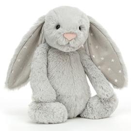 Jellycat Knuffel Konijn 31cm, Bashful Shimmer Bunny