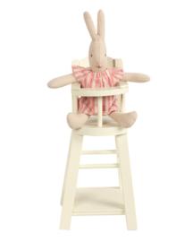 Maileg houten kinderstoel/babystoel voor Micro