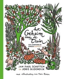 Het geheim van de tuin - Jan Paul Schutten & Joris Bijdendijk - Gottmer