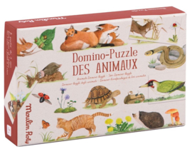 Moulin Roty Domino/Puzzel Dieren