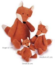 Jellycat Knuffel Vos 41cm, Cordy roy Fox