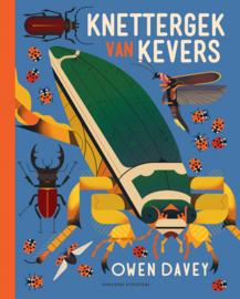 Knettergek van Kevers - Owen Davey - Fontaine Uitgevers