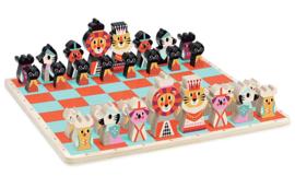 Vilac Houten schaakspel door Ingela P. Arrhenius