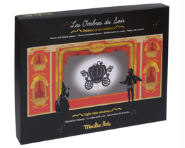 Moulin Roty Schaduw Schaduwtheater Karton