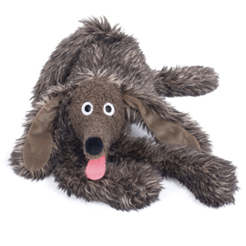 Moulin Roty Knuffel Hond 'Chien Pourri / Stinkhond', Groot, 45cm