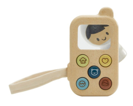 Plan Toys Houten Telefoontje 'My First Phone' Orchard