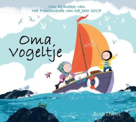 Oma Vogeltje - Benji Davies - Luitingh-Sijthoff