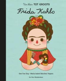 Frida Kahlo - Van klein tot groots - De Vier Windstreken