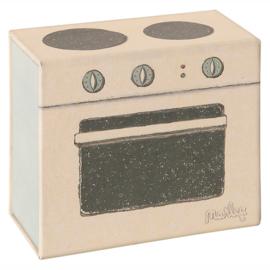Maileg fornuis / keuken voor muizen, Cooking Set, hoogte 8 cm