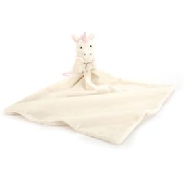 Jellycat Knuffeldoekje Eenhoorn, Bashful Unicorn Soother