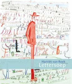 Lettersoep - Harriët van Reek - Querido