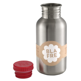 Blafre RVS drinkfles Rood 500ml