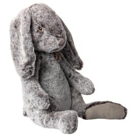 Maileg Knuffel Konijn, Fluffy Bunny X-Large Grey
