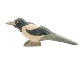 Ostheimer Houten vogel Ekster