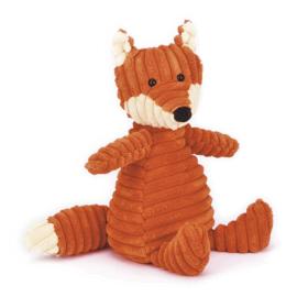 Jellycat Knuffel Vos 26cm, Cordy roy Fox Small