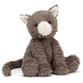 Jellycat Knuffel Kat 23cm, Fuddlewuddle Cat