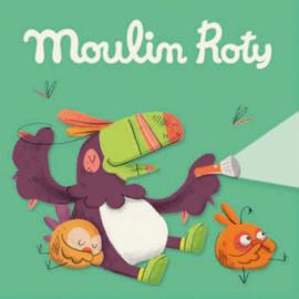 3 extra schijfjes voor Moulin Roty Verhaaltjeslamp, Dans la Jungle