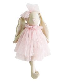Alimrose Knuffel Konijn, Baby Bea Bunny Pink, 40 cm