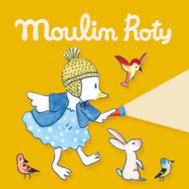 3 extra schijfjes voor Moulin Roty Verhaaltjeslamp, La Grande Famille